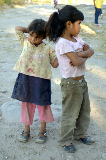 Children in Sosnabar